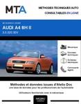 MTA Audi A4 II (B6) cabriolet