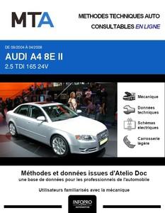 MTA Audi A4 III (B7)