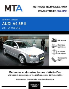MTA Audi A4 III (B7) break