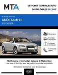 MTA Audi A4 III (B7) cabriolet