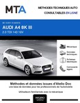 MTA Audi A4 IV (B8) break phase 2
