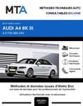 MTA Audi A4 IV (B8) phase 1