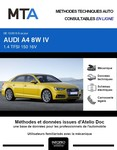 MTA Audi A4 V (B9) berline phase 1