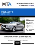 MTA Audi A5 I 5p phase 1