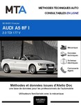 MTA Audi A5 I  cabriolet phase 2