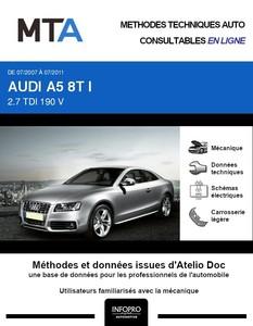 MTA Audi A5 I coupé phase 1