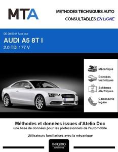 MTA Audi A5 I  coupé phase 2
