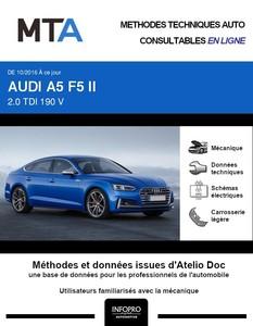 MTA Audi A5 II 5p