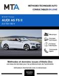 MTA Audi A5 II cabriolet