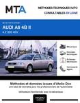MTA Audi A6 II (C5) berline phase 1