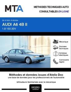 MTA Audi A6 II (C5) berline phase 2
