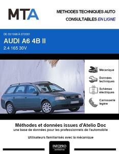 MTA Audi A6 II (C5) break phase 1