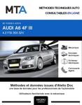MTA Audi A6 III (C6) berline phase 2