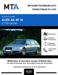 MTA Audi A6 III (C6) break phase 1