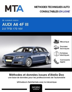 MTA Audi A6 III (C6) break phase 2