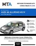 MTA Audi A6 IV (C7) Allroad phase 2