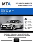 MTA Audi A6 IV (C7) break phase 1