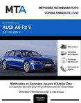 MTA Audi A6 V (C8) break