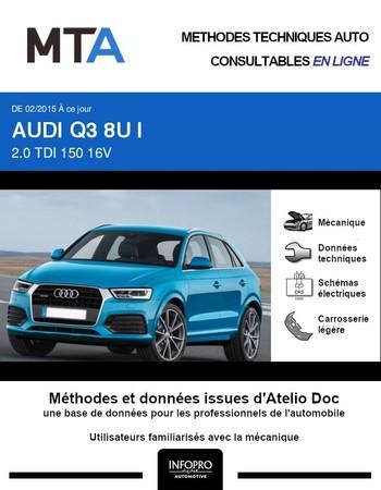 MTA Audi Q3 I phase 2