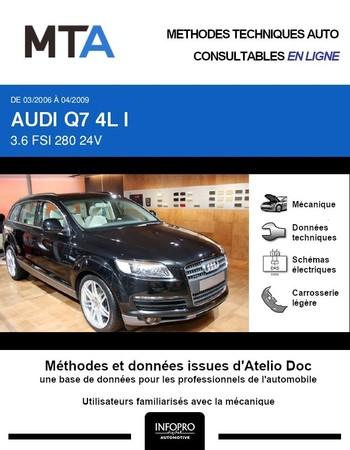 MTA Audi Q7 I phase 1