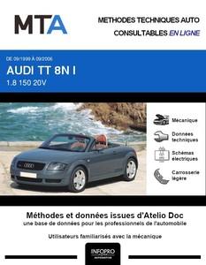 MTA Audi TT I cabriolet