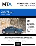 MTA Audi TT I coupé