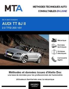 MTA Audi TT II cabriolet phase 1