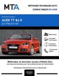 MTA Audi TT II cabriolet phase 2