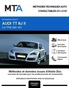 MTA Audi TT II coupé phase 1