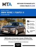 MTA BMW Série 1 II (F20) 3p (F21) phase 1