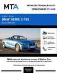 MTA BMW Série 2 (F22) cabriolet (F23) phase 2