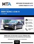 MTA BMW Série 3 IV (E46) berline phase 2