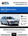 MTA BMW Série 3 IV (E46) break