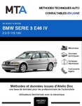 MTA BMW Série 3 IV (E46) break phase 2