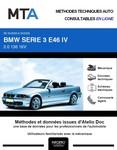 MTA BMW Série 3 IV (E46) cabriolet phase 1