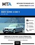MTA BMW Série 3 V (E90) berline phase 2