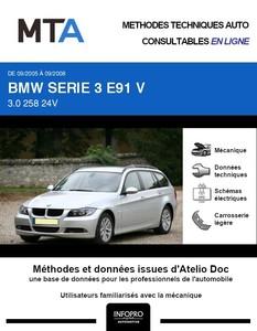 MTA BMW Série 3 V (E91) break phase 1