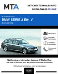 MTA BMW Série 3 V (E91) break phase 2