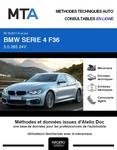 MTA BMW Série 4 I (F32) Gran Coupé (F36) phase 2
