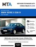 MTA BMW Série 5 IV (E39) berline phase 2