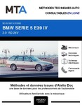 MTA BMW Série 5 IV (E39) break phase 1