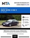 MTA BMW Série 5 V (E60) berline phase 1