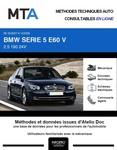 MTA BMW Série 5 V (E60) berline phase 2