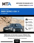 MTA BMW Série 5 V (E60) break phase 1