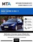 MTA BMW Série 5 V (E60) break phase 2