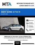 MTA BMW Série 5 VI (F10) berline phase 1