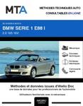 MTA BMW Série1 I (E88) cabriolet