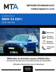 MTA BMW X3 I (E83) phase 2