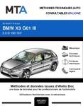 MTA BMW X3 III (G01)