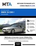 MTA BMW Z4 I (E85) cabriolet phase 2
